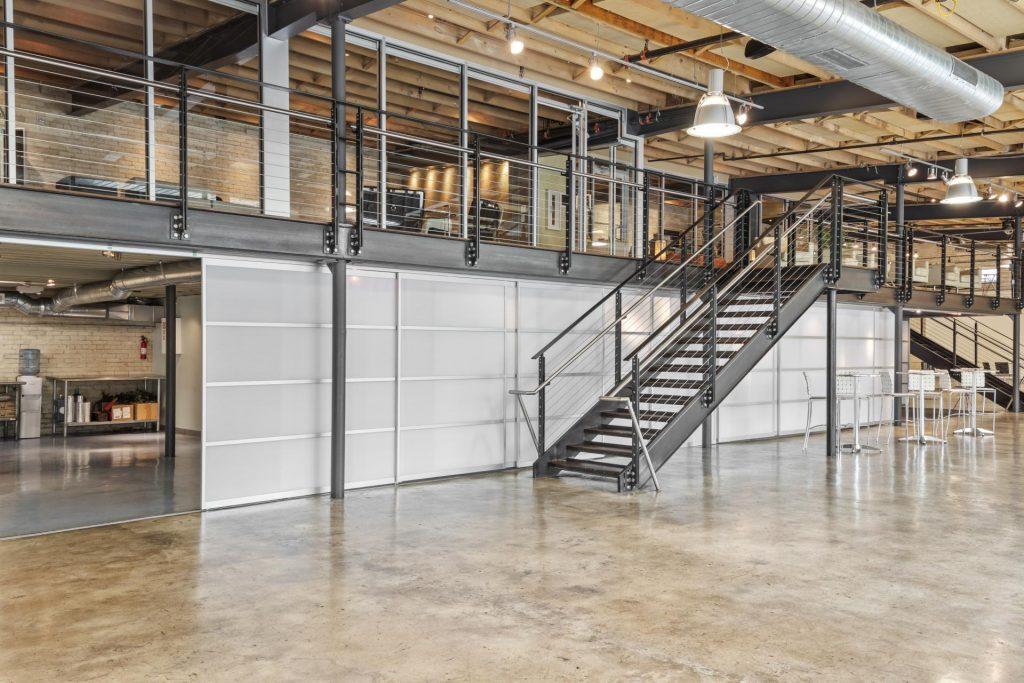 commercial photo - building interior - greenville sc photographer