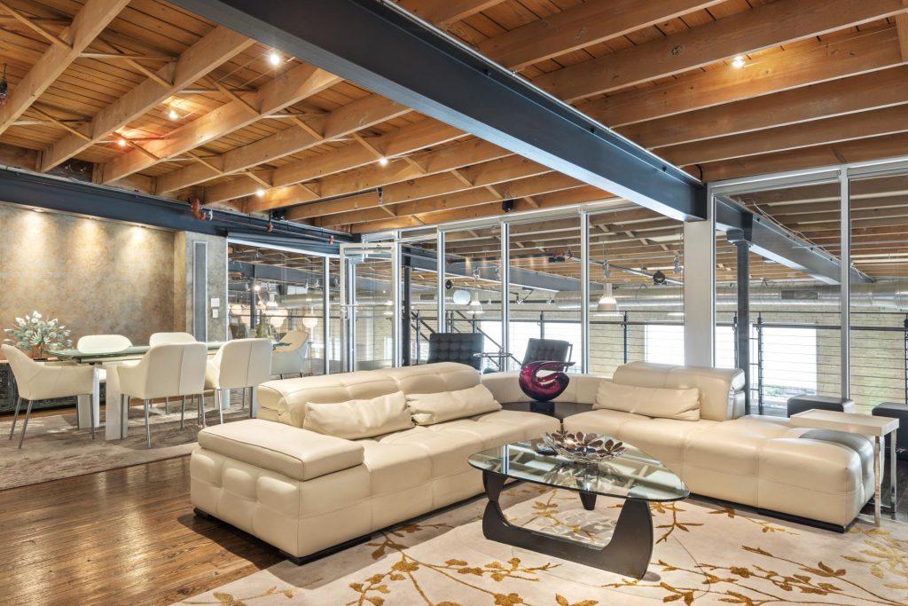 event building - interior commercial photography - ben ivins media